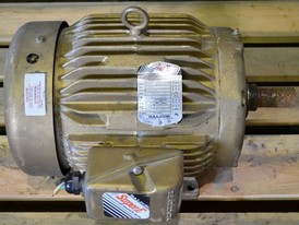 Baldor Reliance 7.5 hp Super-E Electric Motor