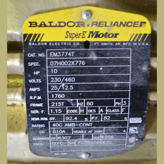 Proveedor De Motor Electrico Baldor A Nivel Mundial