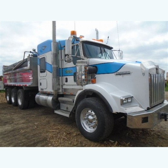 Diesel Truck For Sale >> Kenworth Dump Truck Supplier Worldwide | Used 2007 T800 ...
