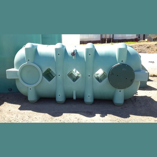 Polyethylene RKC-1000 LP Tank For Sale | Poly Underground
