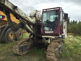 Terex Reedrill R30C Self-Contained Hydraulic Track Drill