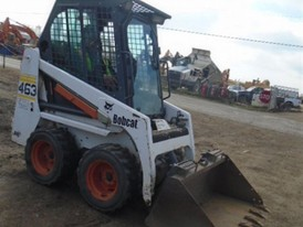 Bobcat 463 Skid Steer