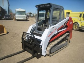 Takeuchi TL130 Multi-Terrain Skid Steer
