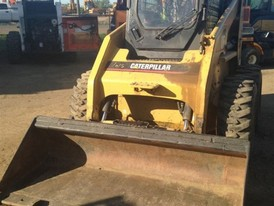 Caterpillar 246 Skid Steer