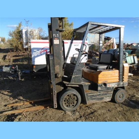 Toyota Forklift For Sale: Toyota Forklift Supplier Worldwide