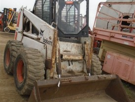 Bobcat 943 Skid Steer