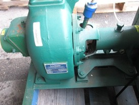 Gorman-Rupp 80 Series Trash Pump