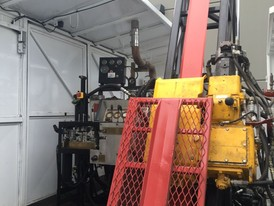 Custom LF 90 Diamond Core Drill Rig