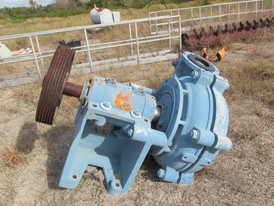 Warman 8 x 6 Slurry Pump