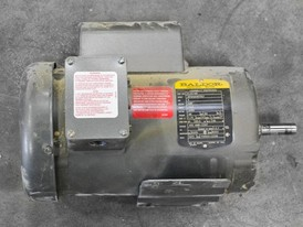 Baldor 3 hp Industrial Electric Motor