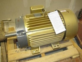 Baldor 25 hp Super-E Electric Motor