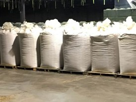 41 Bulk Bags of Wood Pellets