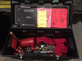 Chlorine Institute Cylinder Emergency Kit A