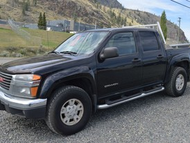 GMC Canyon 4 X 4 Crew Cab