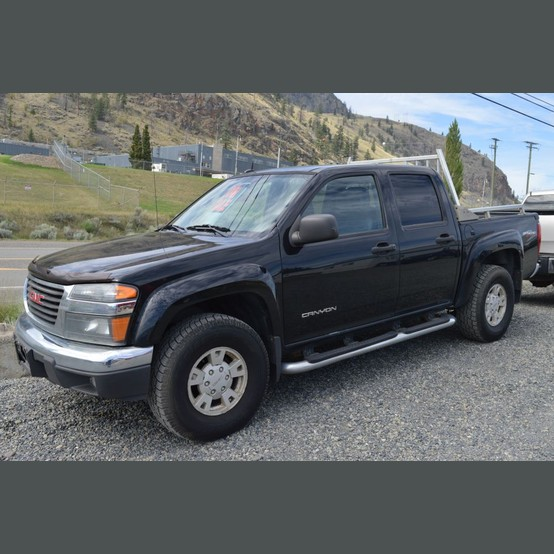 used 2005 gmc canyon 4 x 4 crew cab for sale gmc canyon 4 x 4 crew cab pickup truck supplier. Black Bedroom Furniture Sets. Home Design Ideas