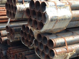 4 Inch Structural Steel Pipe
