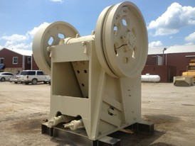 Nordberg 2540 Jaw Crusher