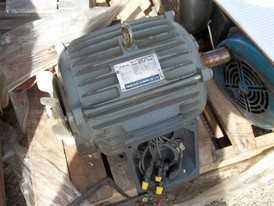 TECO 7.5 HP MAX-E1 Electric Motor