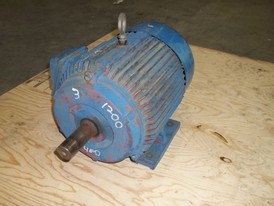 VP 3 HP Premium Efficiency Motor