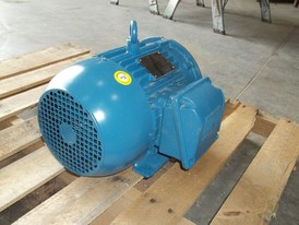 WEG 3 hp Inverter Duty Motor