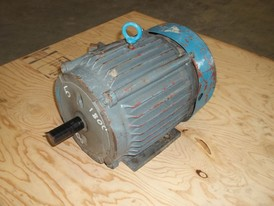 Crown Triton 5 HP Motor
