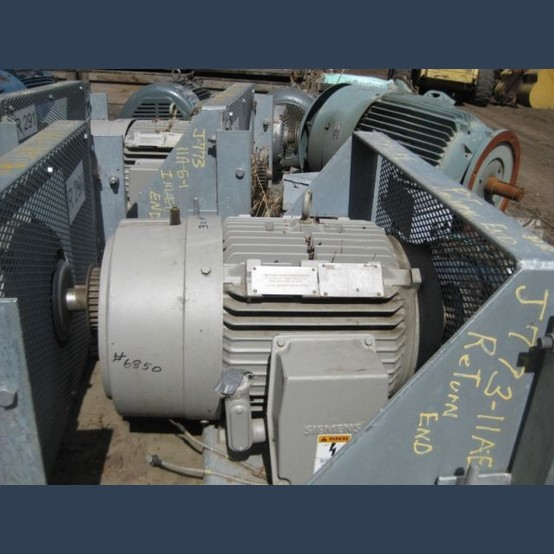Siemens Electric Motor Supplier Worldwide Used 30 Hp