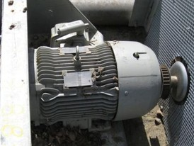 Siemens 20 HP NEMA Premium Efficiency Motor