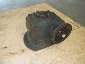 Baldor 930 Speed Reducer