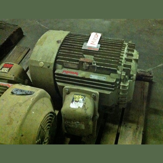 Used 40 Hp 460v Electric Motor For Sale Ge Electric