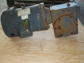 Marathon Electric 3 HP Gearmotor