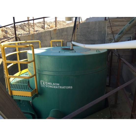 Knelson Centrifugal Gold Concentrator Supplier Worldwide