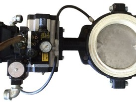 8 inch Posi-Flate Butterfly Valve