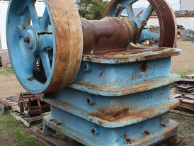 Telsmith 18 x 32 Jaw Crusher