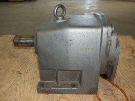 Inline 40:1 Direct Coupled Speed Reducer