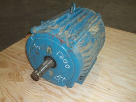 Hyundai 5 HP Inverter Shield Motor