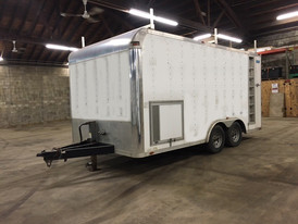 80-11 Confined Space Rescue Trailer