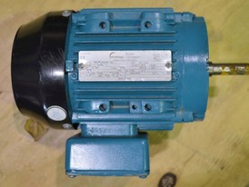 Brook Crompton 1.5 HP Motor