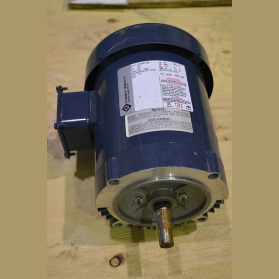 Franklin electric motor wholesale supplier used 3 4 hp for Electric motors for sale used