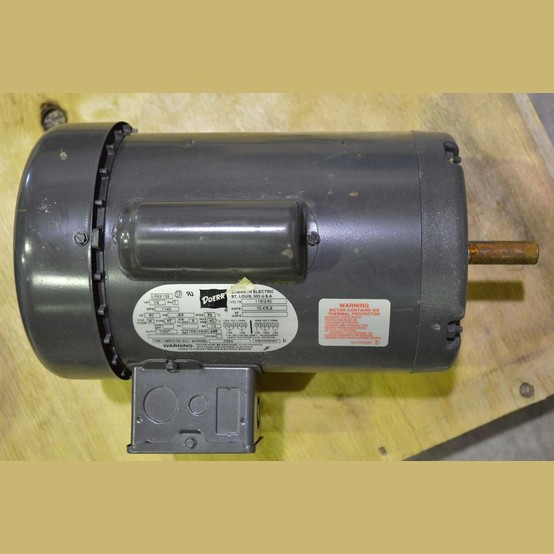 Doerr Electric Motor Wholesale Supplier Used 1 2 Hp