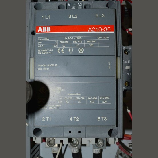 Abb Motor Starter Wholesale Supplier Used Abb Size 5