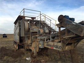 Armadillo 24 in x 36 in Jaw Crusher Plant