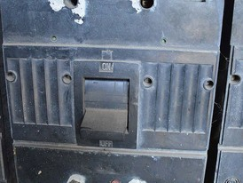 General Electric 600 Amp Breakers