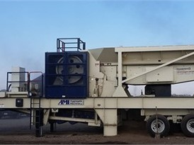 Cedarapids 30 x 42 Crushing Plant