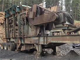Austin-Western 32 in. x 40 in. Crushing Plant