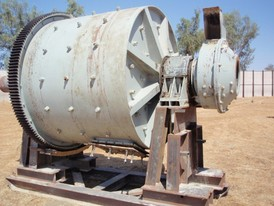 7 ft x 5.5 ft Ball Mill