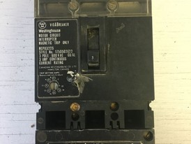 Westinghouse 3 Amp Breaker With Current Limiter