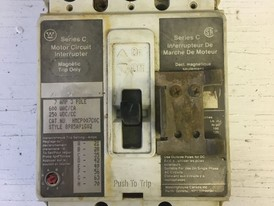 Westinghouse Series C 7 Amp Breaker