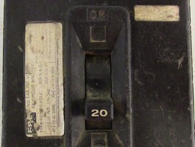 Federal Pioneer 20 Amp Breaker
