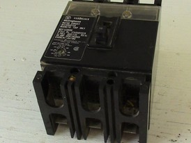 Westinghouse 3 Pole 30 Amp Breaker