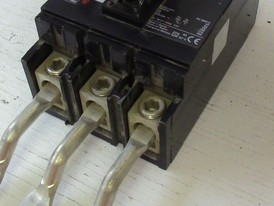 Square D 3 Pole 200 Amp QD Breaker